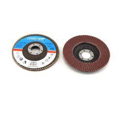 Fächerschleifscheibe 115 mm K60