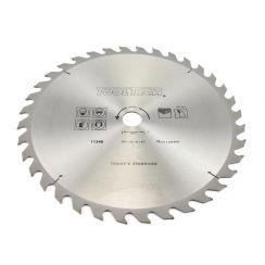 Kreissägeblatt 350 x 3.4 x 30 mm x 36T für Holz und PVC