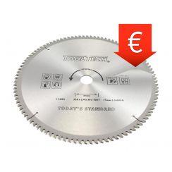 Kreissägeblatt 350 x 3.4 x 30 mm x 100T für NE-Metall + PVC